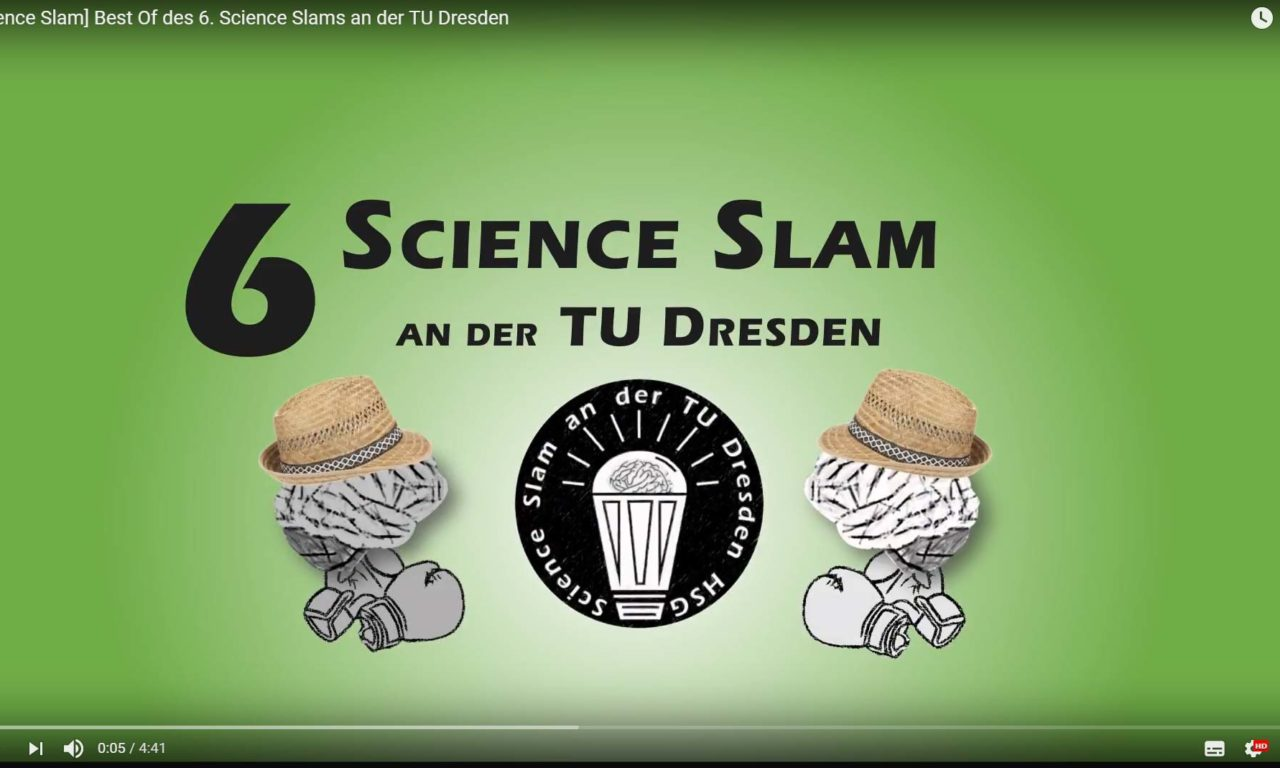 6. Science Slam