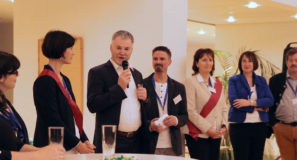 Marktplatz Gute Geschäfte, Grußwort Oberbürgermeister von Freital