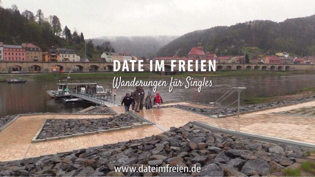 Date im Freien - Singlewanderung
